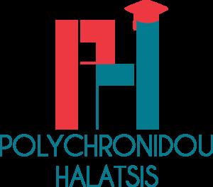 Polycronidou Halatsis Footer logo